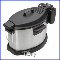 05487 Presto ProFry Electric Rotisserie Turkey Fryer