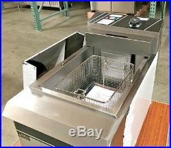 2.5 gallon Electric Deep Fryer FY11 countertop electric RESTAURANT EQUIPMENT