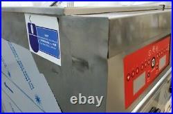 3412 New S/D Vulcan Electric Double Deep 85 lbs Fryers, Filtration 2ER85CF-208