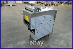 3726 New S/D Vulcan Free Standing Electric 208V Deep Fryer Model 1ER50A-1