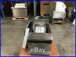 5 Gallon Electric Deep Fryer Countertop electric RESTAURANT Cooler Depot New