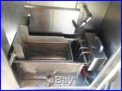 AUTOFRY Ventless Deep Fryer, Electric Model MTI-10 240v 1PH. PICK UP ONLY