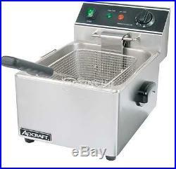 Adcraft Fryer counter model DF-6L