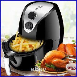 Air Fryer 220V Electric Deep Fryer Potato Chips Machine
