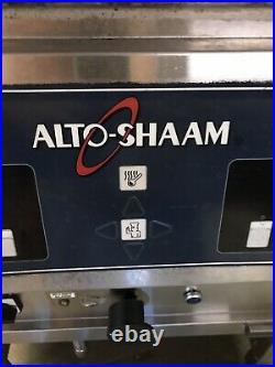 Alto-Shaam Electric Deep Fryer Auto-Production + Filtration System + Basketlifts