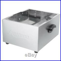 Avantco Commercial Electric Deep Fryer Countertop Restaurant Doughnut Basket