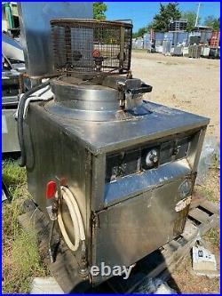 BKI FKM-F Electric Large Commercial Food Chicken Pressure Fryer Cooker