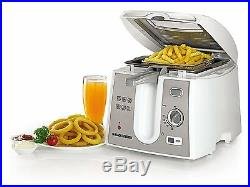 Black And Decker EF2750 NEW 220 Volt 2L Deep Fryer 220v 240V for Europe Asia