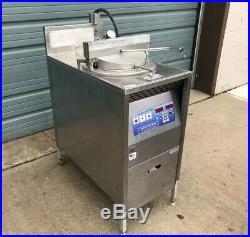 Broaster 1800 Deep Fryer Electric