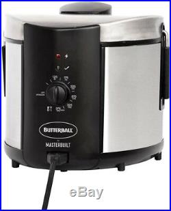 Butterball Electric Fryer Fry Steam Boil Multi Purpose Turkey Thanksgiving Cook