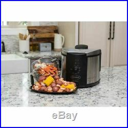 Butterball Masterbuilt Electric Deep Fryer -Turkey Up To 12 lbs Fry Steam Boil