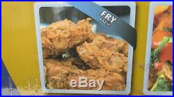Butterball XL Electric Turkey Deep Fryer Steam Boil Stainless Steel Indoor Timer