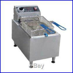 Centaur ABF10 Electric Countertop Deep Fryer 10 lb. Oil Capacity
