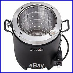 Char-Broil The Big Easy TRU-Infrared Oil-less Cool Touch Turkey Fryer 14101480