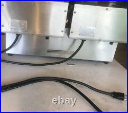 Commercial Avantco Double Fryer GREAT CONDITION Offers Allowed