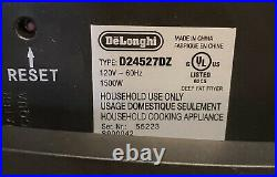DeLonghi D24527DZ Dual Zone 3-Pound-Capacity Deep Fryer