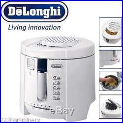 DeLonghi F26215 220V 2.3L Deep Fryer 220 240 Volt for Export Europe Asia Africa