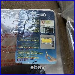 DeLonghi Indoor Electric Duel Zone Tank Deep Fryer 4 Qt New D14522DZ