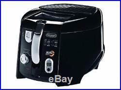 DeLonghi RotoFry F 28533. BK Fryer Capacity 1 K Rotating basket 1800 W Black New