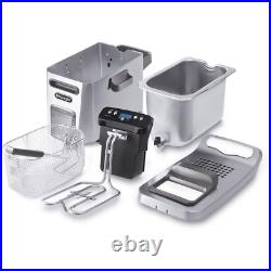 Delonghi 4.5 Liter Deep Fryer With Easy Clean Drain System