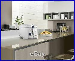 Delonghi Deep Fryer F28311 1.2 liters Rotary Basket Easy Clean System F28311. W1