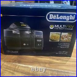 Delonghi FH1163 MultiFry Air Fryer and Multi Cooker Black BRANF NEW IN BOX