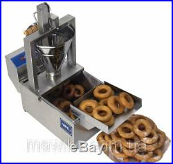 Donut machine ompact making machine for donuts for small businesses 80 pcs/h