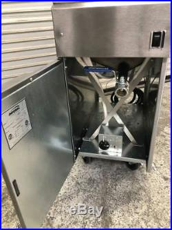 Electric Deep Fryer Imperial IFS-40-E #9275 Commercial Restaurant Food NSF Fat