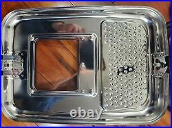 Emeril By Tfal Deep Fryer Oil Filtering Model Serie F36-c Near Mint Condition
