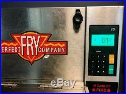 FREE SHIPPING, 2.5 YRS OLD, Perfect Fry Ventless Countertop Auto Deep Fryer 208v