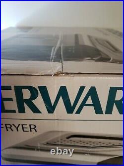 Farberware Electric Deep Fryer Indoor Turkey Fryer