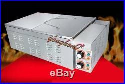 For Potato Chicken 220V Single Cylinder Electric Deep Fryer Frying Oven 42L