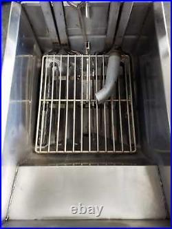 Frymaster 40 lbs. Electric Deep Fryer # H14SD Serial #9010NA0118