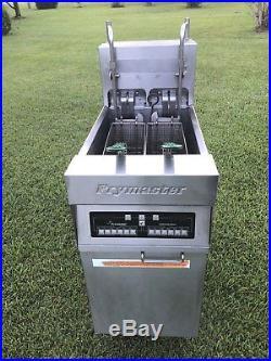 Frymaster Electric Deep Fryer Model# H122BLCSC, 208 Volts 3Phase, Xtra CLEAN