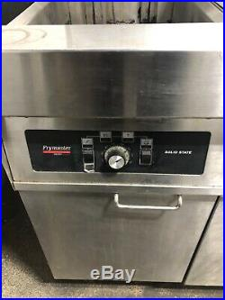 Frymaster FMH117SC Electric Deep Fryer Filter Magic II Dump Station PARTS or FIX