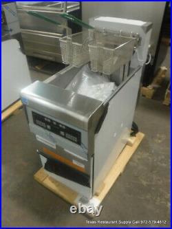 Frymaster RE117SC 16 Electric 50 Lbs Deep Fryer