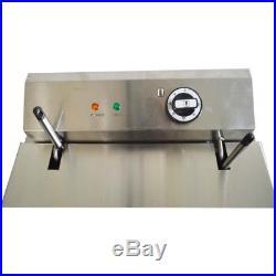 Funnel Cake Deep Fryer Machine Maker 110v 2kw Gold Medal