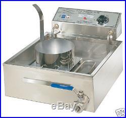 Funnel Cake Deep Fryer Machine Maker 8049D FW-9 Gold Medal