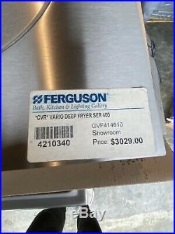 Gaggenau Vf414610 Vario 400 Series 15 Deep Fryer