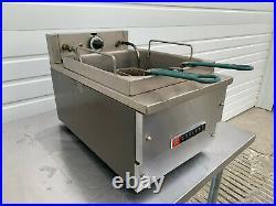 Garland Stainless Steel Electric Deep Fryer