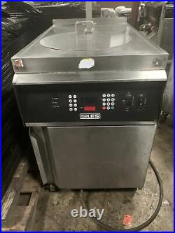 Giles Electric Deep Fryer Digital Front With Filter System & Auto Lift GEF-720