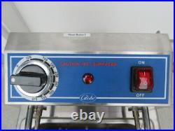 Globe commercial deep fryer pf10e 10lb electric countertop fryer