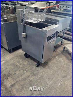 H114sd Frymaster Used Electric Deep Fryer Includes Free Shipping