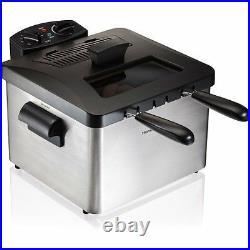 Hamilton Beach Professional-Style Deep Fryer W