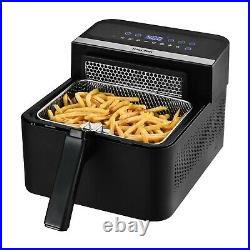 Kalorik 2-In-1 Digital Air And Deep Fryer