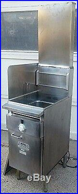 Keating Bb 14 Instant Recovery Electric Deep Fryer 109.000 Btu Free Shipping