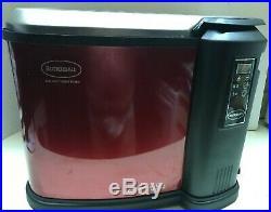 Masterbuilt Butterball XXL 1650W Digital Electric 22 lb Turkey Fryer, Cinnamon