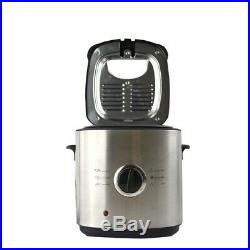 Mini Electric Deep Fryer Machine French Fries Frying Machines Kitchen Ware Tools