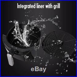 Multi-function Air Fryer Electric Deep Fryer 1500W 220V 5.5L 360° High-speed