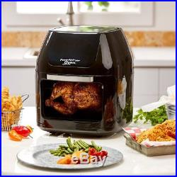 NEW 8 QT Family Sized Power Air Deep Fryer Electric Oven Kitchen Cooking Utensil